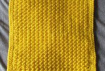 Crochet stitches / by sac-nicté Herrera