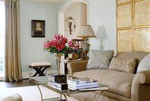 Living Room Ideas / by Cathy Meek