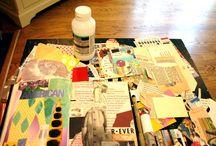 Gluebook Inspiration / by Diane Baker-Williams