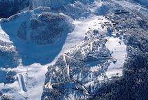 Monte Bondone / :) krásné místo pro lyžování :)