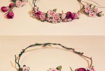 Çiçek Taçlar