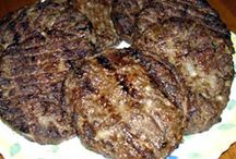 Burgers recipes