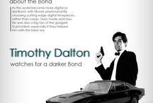 Watches James Bond
