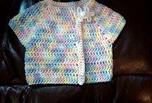 baby crochet / by Paula Pickard