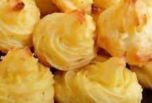 Přílohy - knedlíky,brambory...