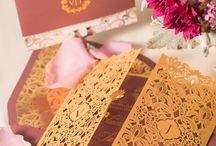 Wedding Stationery / Stationery designs