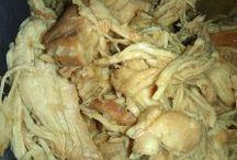 Healthy / Crock pot chicken