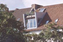 Umbau - Fassadengestaltung