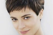 Hairstyles / Pixie cuts I like