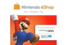 Wii U Games / by Tina Sugar