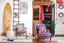 New Lady Lounge Ideas / by Jessamyn Rau