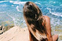 Bali Beach Babes / Bali beach girl
