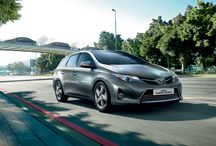Toyota Auris Touring Sports / Toyota'nın yeni modeli Auris Touring Sports'u yakından tanıyın. http://is.gd/AurisTouringSports
