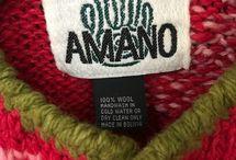 Amano sweter