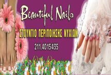 beautiful nails / ανοιξη/καλοκαιρι 2014