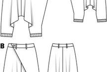dress design drawings