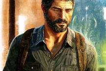 The Last Of Us / I love this game. I love Joel and Ellie.