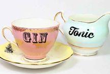 Events - Vintage Tea Party Ideas