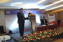 """Conclave on Leadership People, Purpose and Passion / Madras Management Association(MMA) and The Weekend Leader organized a conclave on the theme """"Leadership: People, Purpose and Passion"""" on Wednesday, 27th, July 2016. Many eminent personalities from various industries were present and shared their success stories and views on Leadership. Mr. Afzal, Chairman & Managing Director, was the guest speaker shared his views on Leadership with several instances from his business."""