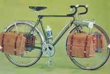 Vintage fietsen