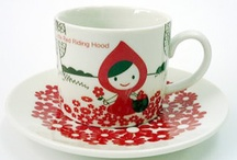 Tea / Anything related to tea, my favourite drink!