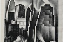 American Expressionist Prints
