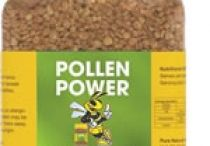 POLLEN POWER BEE POLLEN / Bee Pollen - The most powerful natural; supplement around.  Full of antioxidant vitamins and minerals. It sure is full of power.  Natural power that is!