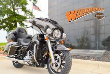 2016 Harley-Davidson Motorcycles That'll Make You Look Great