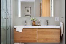 aménagés petites salles  de  bain