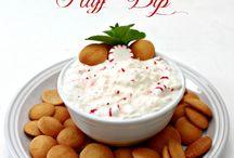 Dessert Dips, Toppings, & Sauces