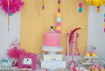 День рождения в стиле чайной вечеринки