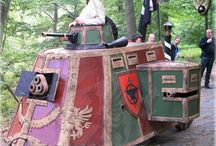 """LARP Tank / The board is named """"LARP Tank"""". Take a guess."""