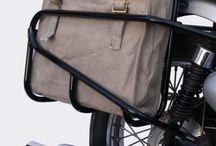 Moto Luggage Racks