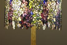 Tiffany lampy
