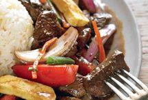 Gourmet peruanos