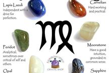 Healing Crystal and the zodiac