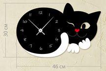 kedi dekor