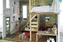 Loft Beds / Making this in miniature.
