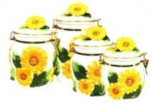 Sunflower Kitchen / Kitchen themes