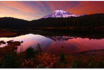 Mountains I want to climb / by Jonathan Berkompas