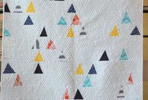 Quilting Inspiration / by Kat Molesworth