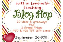 Blog Hops and Contests