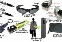 Spion udskyr