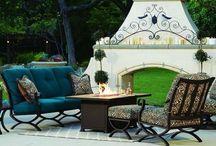 Outdoor Loveseat/ Sofas / Beautiful Outdoor Loveseats/ Sofas