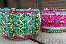 Crochet - Bracelets