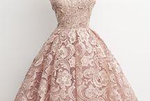 Dress to impress / Wedding dresses