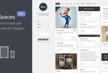 WEBS / ideas para realizar tu web, blog o magazine.