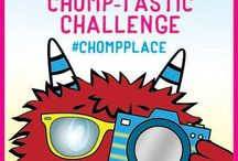 Chomp / Sweeps! Enter to win $500 and a bag of beach essentials!  / by The Children's Place