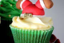 Christmas Cookies, Cakes & Cupcakes