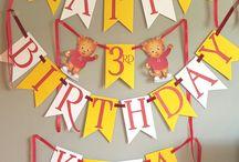 Parker's 4th birthday